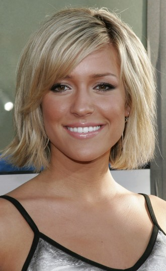 Kristin Cavallari - Medium Blonde Hairstyle