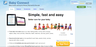 baby connect iPad app