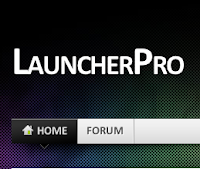 Launcher Pro website