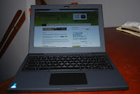 google chrome os cr-48 notebook