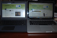 google chrome notebook vs. macbook pro
