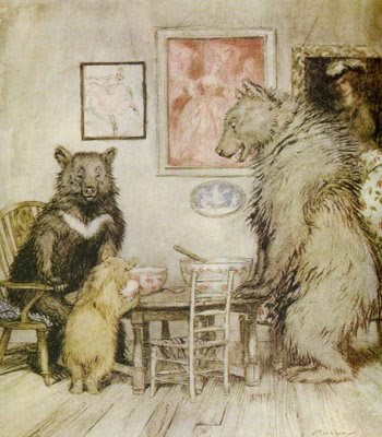 a summary of goldilocks and the three bears a story by robert southey The version of this fairy tale which has been the most influential upon other later versions was published by robert southey in 1837, titled, the story of the three bears this version has been so influential, in fact, that many mistake this as the original version of the fairy tale.