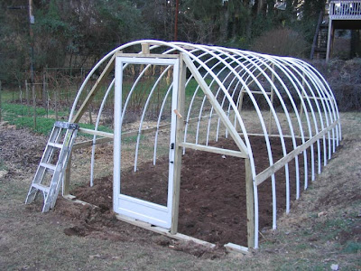 Simple greenhouse for Simple green home designs