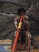 Didgeridoo playing