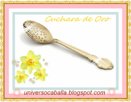 cuchara de oro
