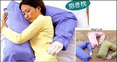 funny pillow, headless pillow, man pillow, woman pillow, weird, funny pillow ads, weird pillows