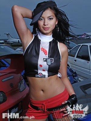 Philippines Models Gallery: Gwen Garci in Red Bra Sexy ...