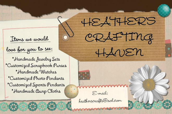 Heather's Crafting Haven Watches