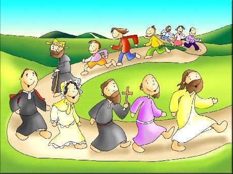 Los discípulos de Jesús y el ayuno  Fundadores-damian