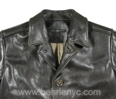Custom Leather Jacket-Detail