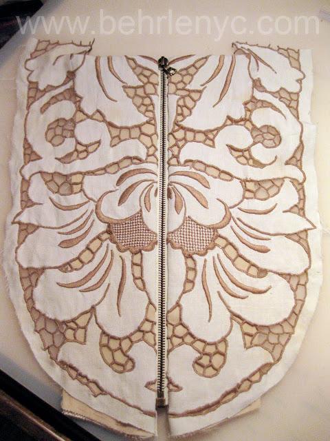 Behrle nyc now custom made for Custom made wedding dresses nyc