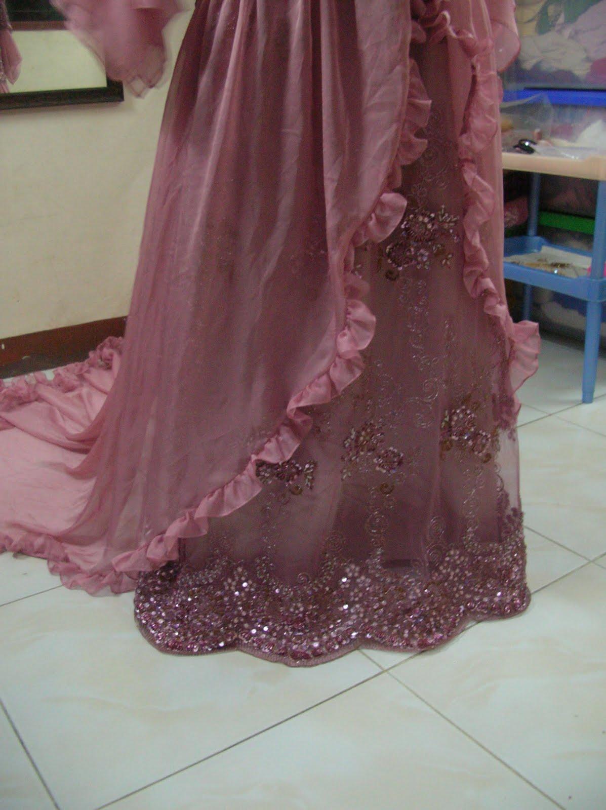 Maxi Dress Hijabers Untuk Wanita Dan Remaja Koleksi Baju