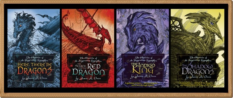 a comparison of the hobbit by jrr tolkien and here there be dragons james a owen Teen reads fantasy adventure here, there be dragons (imaginarium geographica #1)by james owen the hobbit by jrr tolkien.