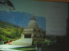 Mitraville Mount Kinabalu