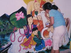 Mudita Home Mural