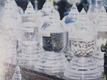 Relics of various Arahants