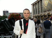 """MIHAI POPESCU - actor, absolvent la Hyperion, licenta: """"Artele spectacolului de teatru"""""""