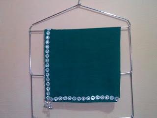 jilbab muslimah hijau, kerudung paris hijau, busana muslim hijau,  gamis hijau