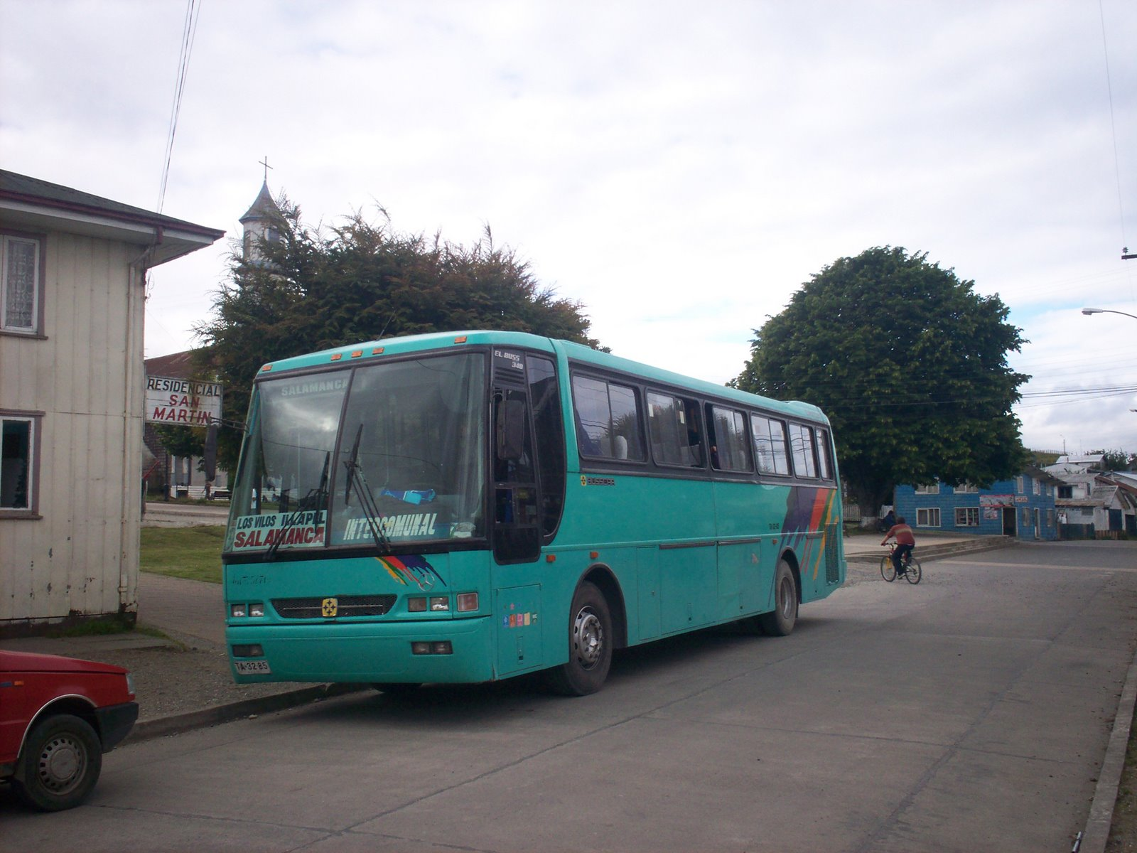 Buses  Intercomunal