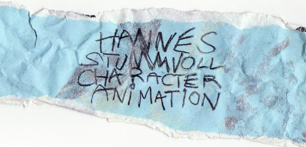 Hannes Stummvoll Character Animation