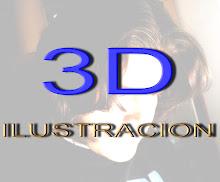 """3D""  ILUSTRACION"