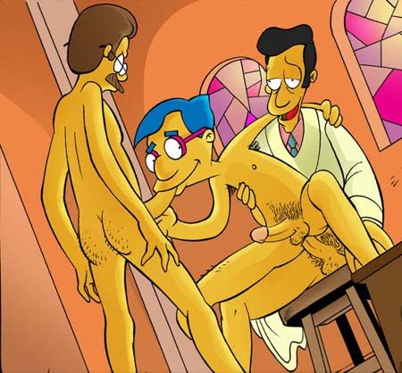 from Bryan simpsons springfield gay marriage