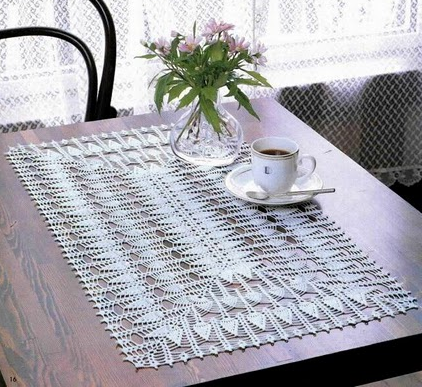 Retales de tiempo hechos crochet 4 modelos de tapetes a - Como hacer tapetes de ganchillo ...