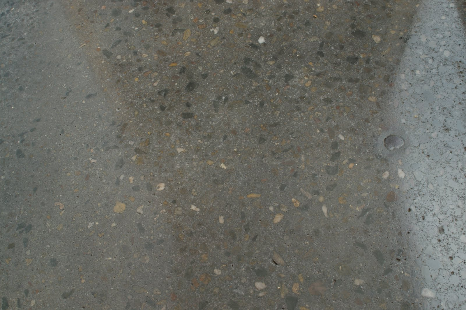 Black Concrete Flooring : Black concrete floors boulder modern architecture
