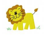 Jungle Lion