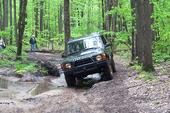 Off Roading