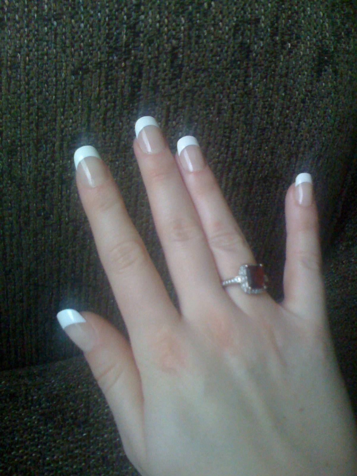 JenLuvs2Shop: Review: Kiss Everlasting French Nails