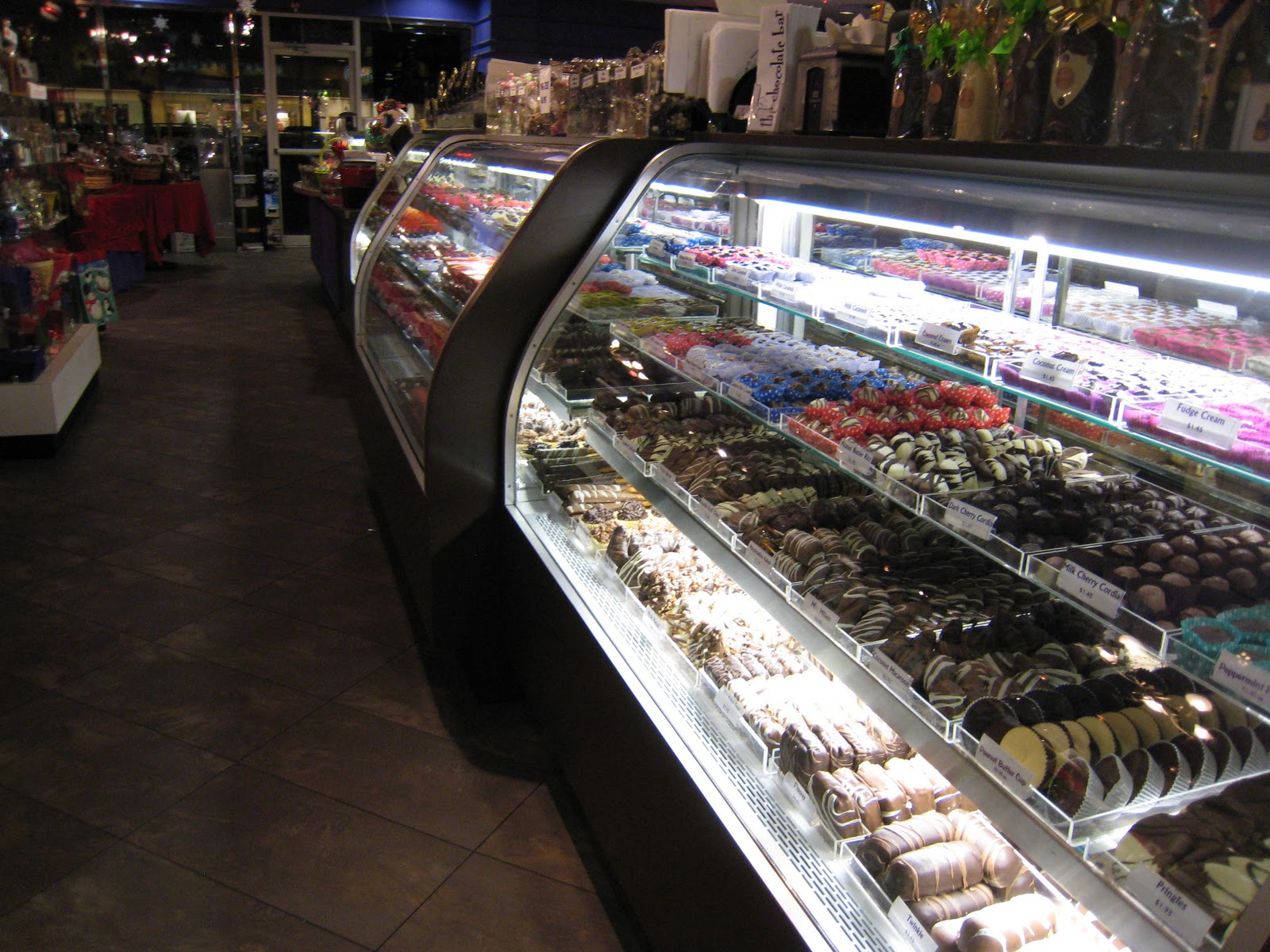 EatMoreChocolate.com: Houston: The Chocolate Bar- Village People