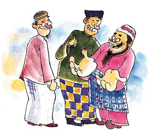 MUSLIM MULIA: SIFAT SOMBONG