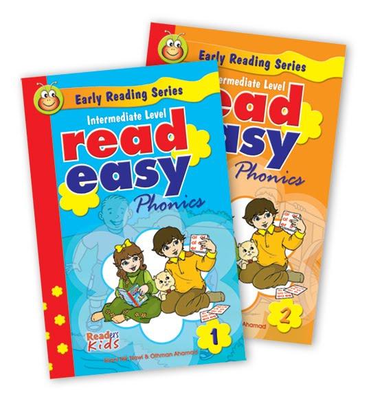 Di Antara Bacalah Anakku & Readeasy
