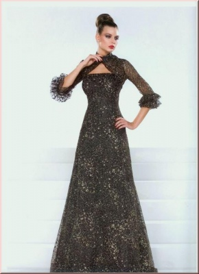 Evening Dress on Black Designer Evening Dress Jpg