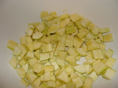 Zuchinni candy recipes