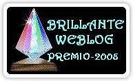 "Premio 2008 ""Brillante Weblog"""