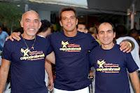 Fundadores Grupo Capoeira Brasil