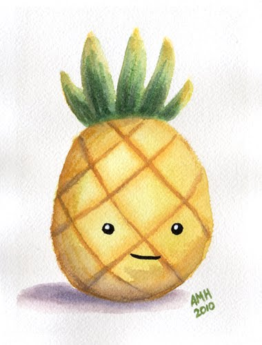 how to tell pineapple is bad