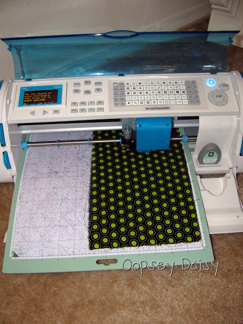 Cutting Fabric With Your Cricut
