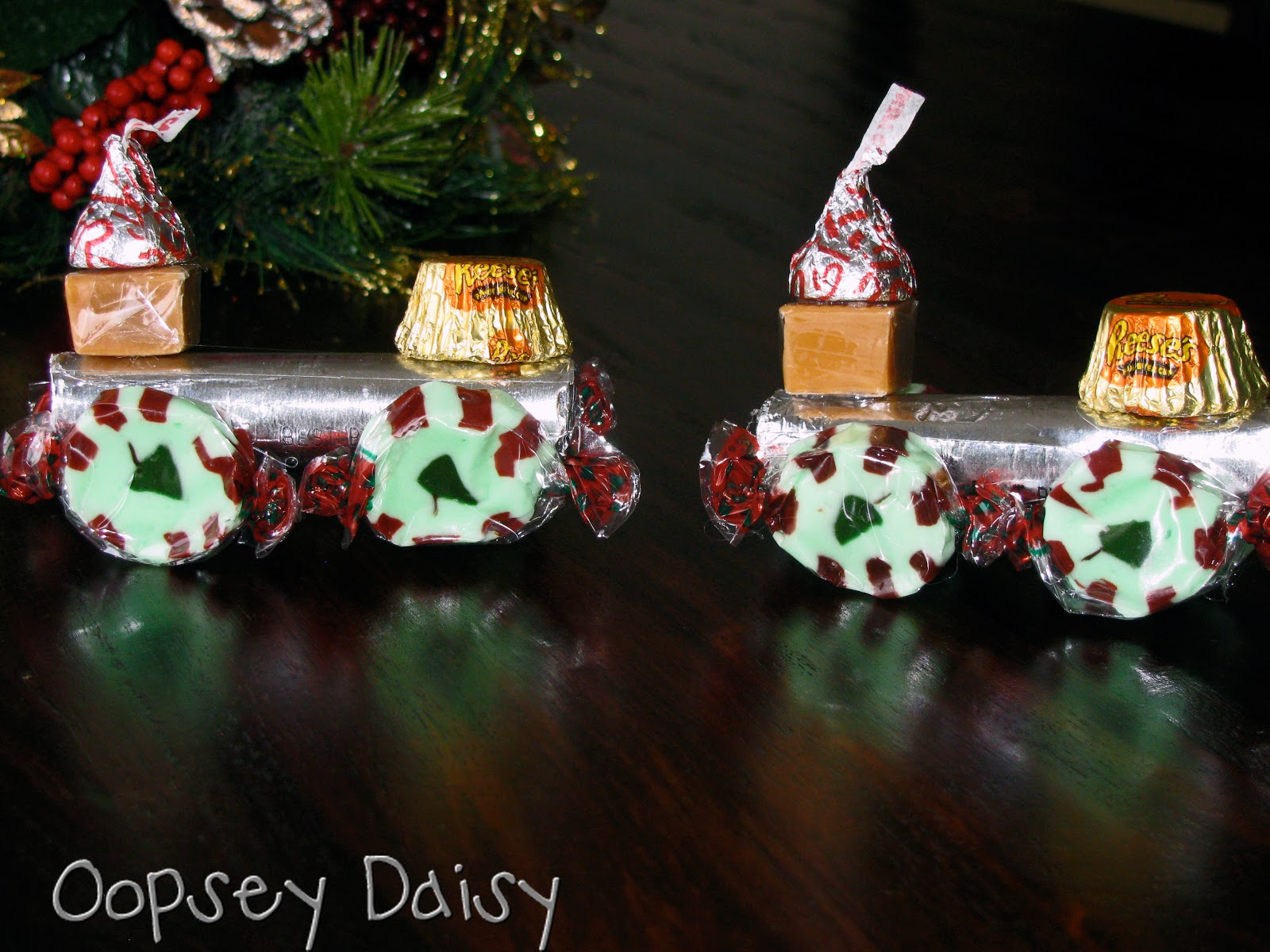 Polar Express Party Ideas For Christmas Part - 47: Book Advent: Day 17 {Polar Express Candy Trains!}