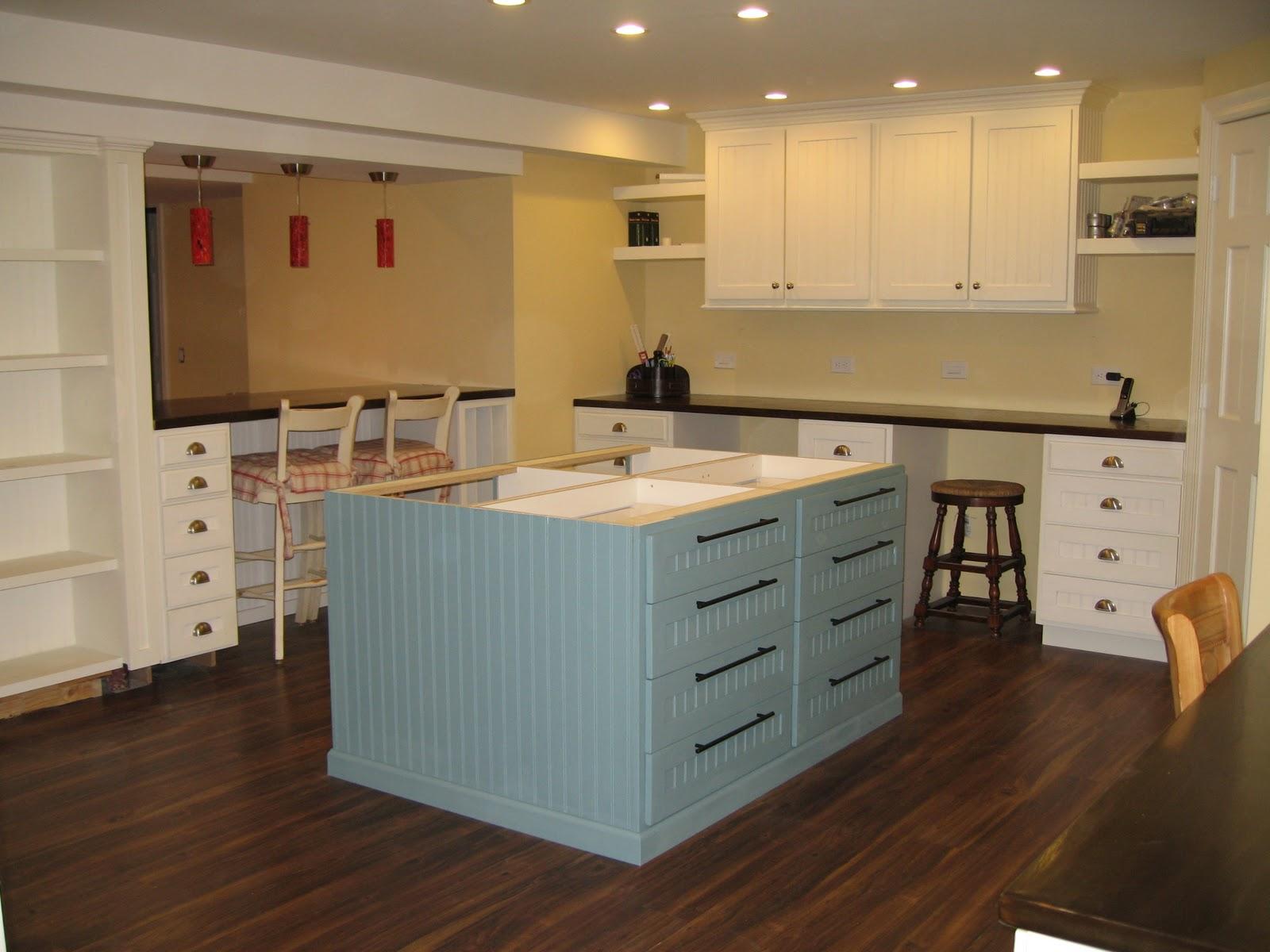 Craft room cabinets idea - Craft Room Inspiration