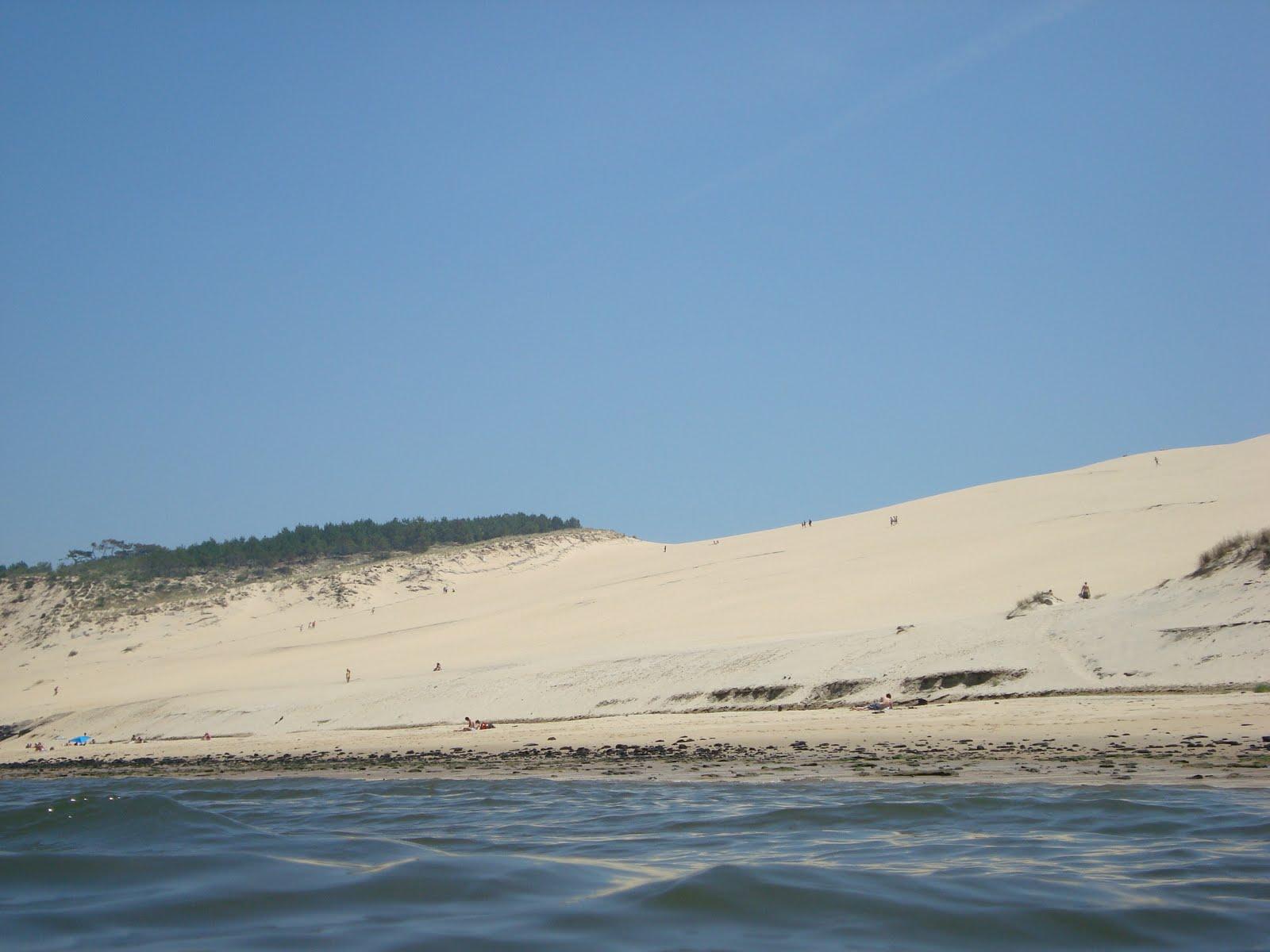 Drumetica pyla sur mer - La corniche dune du pyla ...