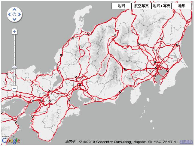 逆に不必要な物を消し、白地図 ... : 東日本 白地図 : 日本