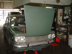 Fiat 1500 1969 Gran Clase