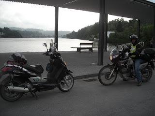 LaL 2010 com Scooters por companhia DSCN4265