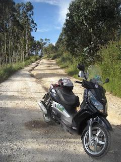 LaL 2010 com Scooters por companhia DSCN4188