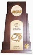 2006 National Championship Trophy