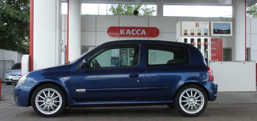 Clio 2 phase 2 172 Renault Sport