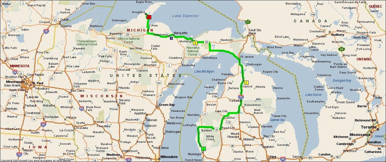 A map of casinos in michigan - WeldingWelding